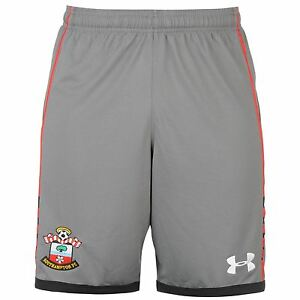 Under Armour Southampton FC Away Shorts 2016 2017 Mens Graphite Football Soccer