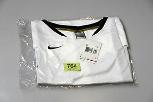 New Ladies Nike Dry Fit Basketball Sports T-Shirt White 3XL (tag 764)