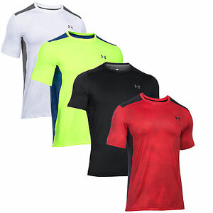 Under Armour Raid SS 1257466 men's running shirt Training Jog breathable Sports