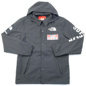 SUPREME  THE NORTH FACE 14SS Expedition Coaches Jacket BLACK S