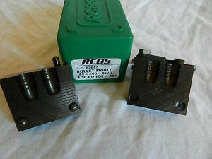 RCBS Two Cavity Bullet Mold 44-240-SWC