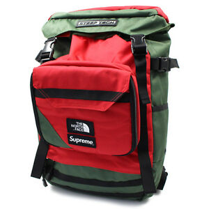 SUPREME  THE NORTH FACE 16SS Steep Tech Backpack Kahki Size:FREE
