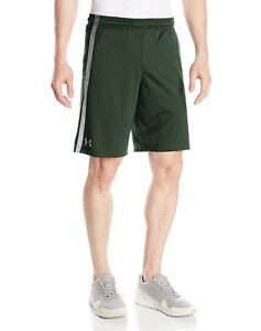 Brand New With Tags Under Armour Men's Ua Tech Mesh Short Forrest Green Size S