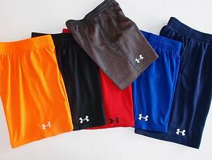 $12 Boy's UNDER ARMOUR Mesh Shorts-YOUTH sizes- CLICK SIZE for full list