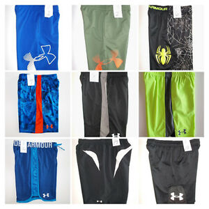 Boy's Under Armour Shorts-All sizes -CLICK SIZE for full list