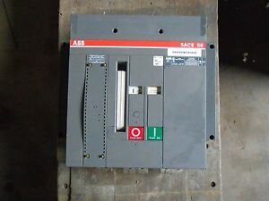 ABB S8V16DW2A2250D CIRCUIT BREAKER s8v molded case switch 1600 amp others avail