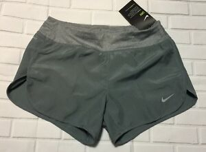 Girls Nike Dry Fit Grey Shorts Size XS 819733-065