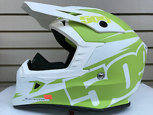2016 TACTICAL 509 HELMET - LIME - XL - NEW IN BOX