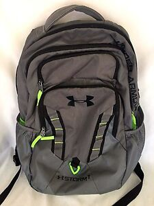 Used Under Armour Storm 1261825 Recruit Backpack 33L - DK1_18