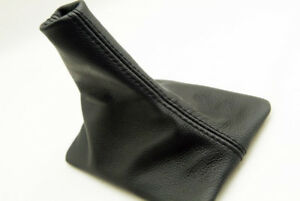 Manual Shift Boot Leather Synthetic for Ford Mustang 05 09 Black $19.99