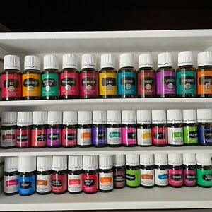 Young Living Essential Oils 5ml & 15ml FREE SHIPPING NEW