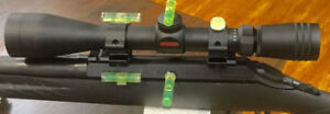 SAVED AMMO = cost of DIY PRECISION MAGNETIC LEVELS RIFLE SIGHTING SYSTEM amp; SCOPE $8.95