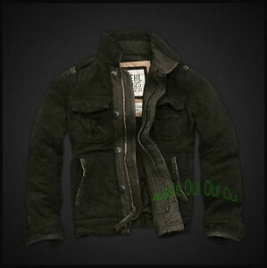 Ruehl No.925 by Abercrombie & Fitch Eldridge Jacket wool NWT authentic item S