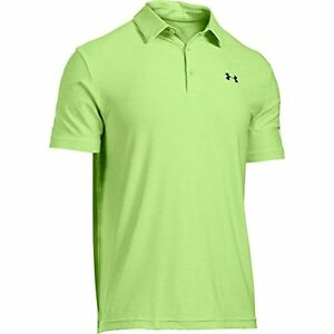 Under Armour Men's Playoff Heathered Short Sleeve Polo - Choose SZColor