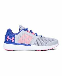 Under Armour Kids' Girls' Micro G Fuel Running Shoe - Choose SZColor