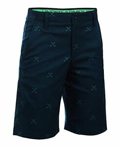 Under Armour Boys' Match Play Printed Shorts - Choose SZColor