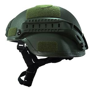 Tactical MICH Helmet Camouflage ABS Military combat for airsoft Outdoor Shooting