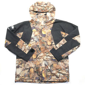 SUPREME  THE NORTH FACE 16 AW Mountain Light Jacket Leaves BROWN M