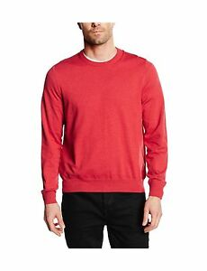 Brooks Brothers Men's Red Fleece Sport Shirt (49224) Jersey red (Red 1000... NEW