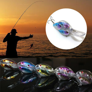 Live Target Yearling 3D Fishing Lures Jerkbait Bass Hooks Crankbait Bait Ball