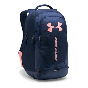 Under Armour UA Hustle 3.0 Backpack Midnight Navy One Size
