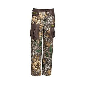 Under Armour UA Storm Barrier XL (18-20 Big Kids) x One Size REALTREE AP-XTRA