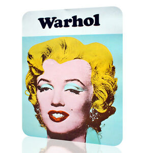 Metal Tin Sign Marilyn Monroe Andy Warhol Vintage Wall Art Home Decor Pub Retro