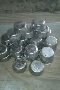 50+ lbs Lead ingots for bullet casting sinkers  fast shipping