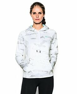 Under Armour Women's Icon Camo Hoodie - Choose SZColor