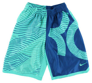 Nike Boys Kevin Durant Surge Statement Dri FIT Shorts Dark Blue S