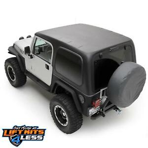 Smittybilt Replacement Hard Top FREE SHIPPING for 07-18 Jeep Wrangler JK 2 Door