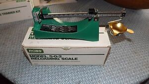 RCBS 09069 502 Reloading Scale Weights up to 505 Grains