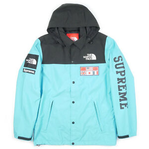 SUPREME  THE NORTH FACE 14 SS Expedition Coaches Jacket BLUE S