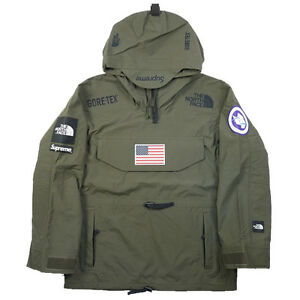 SUPREME  THE NORTH FACE 17  SS Trans Antarctica Expedition Pullover Jacket M