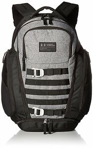 Under Armour Huey Backpack GraphiteBlack One Size
