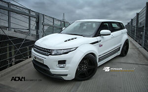 RANGE ROVER EVOQUE VENTED HOOD PRIOR DESIGN PD650