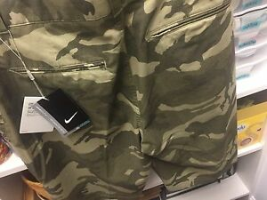New with Tags - Nike Golf Camo Dri-Fit Shorts - Boys XL