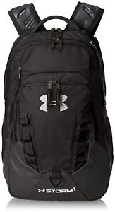 Under Armour Storm Recruit Backpack One Size Black 001