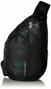 Under Armour Compel Sling 2.0 Backpack BlackArden Green One Size