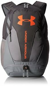 Under Armour Hustle 3.0 Backpack Rhino GraySteel One Size