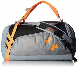 Under Armour Storm Contain Backpack Duffle 3.0 BlackSteel One Size