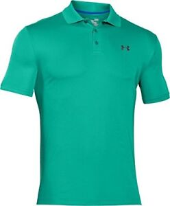 Under Armour Golf CLOSEOUT Men's  Performance Polo (Green) 1242755-349