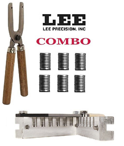 Lee 6 Cavity Mold & Mold Handles 38 Spl 357 Mag 38 Colt NP 38 S&W #90294