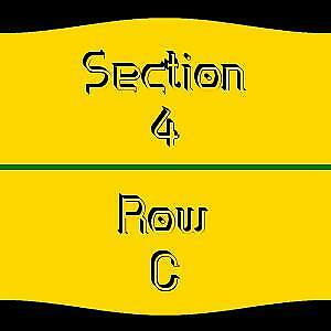 2 Tickets Maroon 5 & Julia Michaels 10218 Capital One Arena