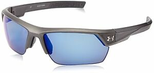Under Armour Igniter 2.0 Satin Carbon Frame with Charcoal Gray Rubber and Storm