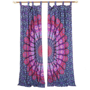 Mandala Tapestry Curtain Indian Wall Hippie Hanging Bed Home Throw Bohemian Gift $17.99