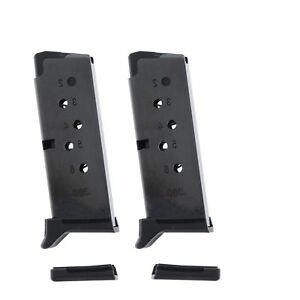 RUGER LCP II 380 6 round Magazine 90644 Factory - Value 2 Pack