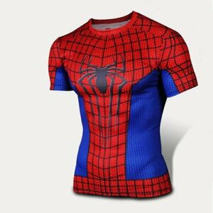 GarmentHolyland Spider-Man Spider-Man Costume fitness training quick drying