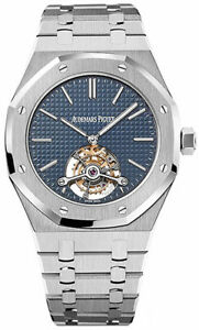 Audemars Piguet Royal Oak Tourbillon 41mm Extra-Thin Steel 26510ST.OO.1220ST.01