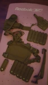 Airsoft Collector Items Molle Tactical Gear